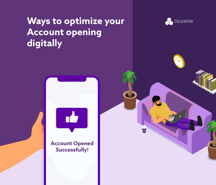 Unified account opening